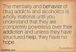 The mentality and behavior of 