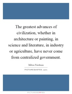 The greatest advances of 