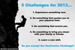 5 Challenges for 2013... 