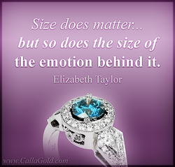 Size does matter... 