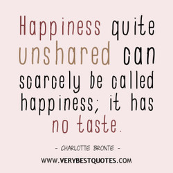 Happiness quite 