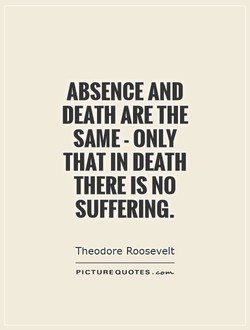 ABSENCE AND 