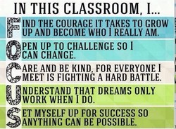 IN THIS CLASSROOM, l... 