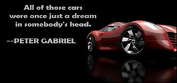 All of those cars 