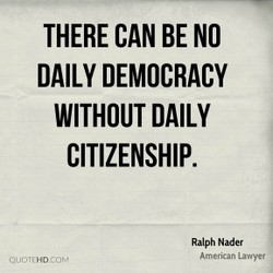 THERE CAN BE NO 