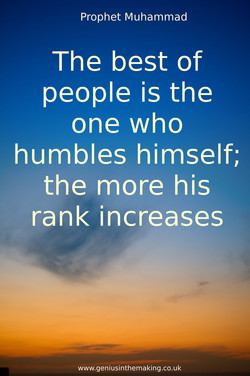 Prophet Muhammad 