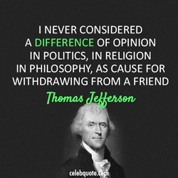 I NEVER CONSIDERED 
