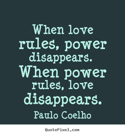 When love 