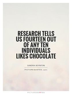 RESEARCH TELLS 