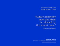a favorite quote from 