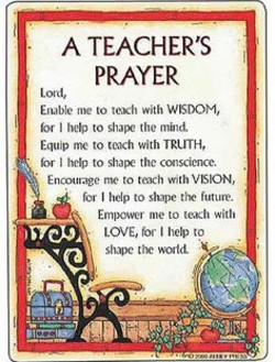 A TEACHER'S 