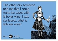 The other day someone 