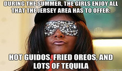 DURING THE SUMMER, THE GIRLS ENJOV ALL 