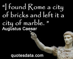 found Rome a city 