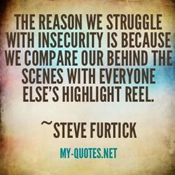 THE REASON WE STRUGGLE 