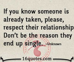 If you know someone is 