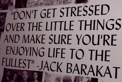 GET STRESSED 