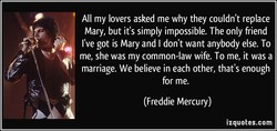 All my lovers asked me why they couldn't replace 