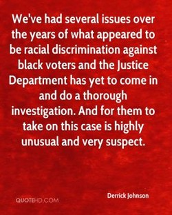 We've had several issues over 