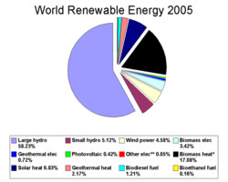 World Renewable Energy 2005 