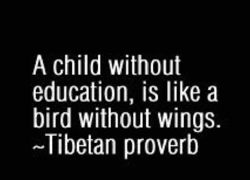 A child without 
