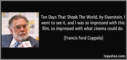 Ten Days That Shook The World, by Eisenstein, I 