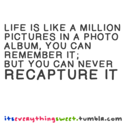 LIFE IS LIKE A MILLION 