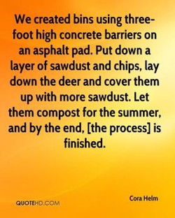 We created bins using three- 