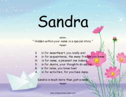 Sandra 