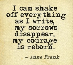 I can shake 