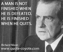 A MAN IS NOT 