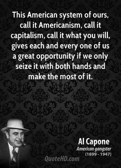 This American system of ours, 