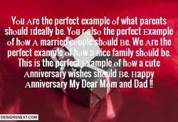 You Are the perfect example of what parents 