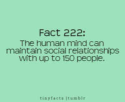 Fact 222: 