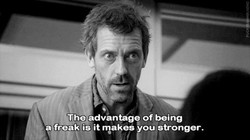 advantage of being 