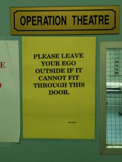 OPERATION THEATRE 