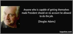 Anyone who is capable of getting themselves 