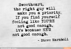 Sweetheart, 