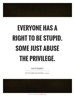 EVERYONE HAS A 
