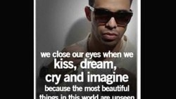 we close eyes when we 