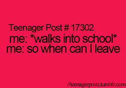 Teenager Post # 17302 