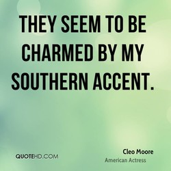 THEY SEEM TO BE 