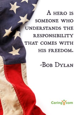 A HERO IS 