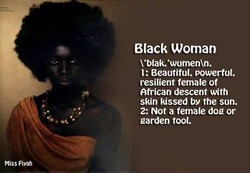 Black Woman 