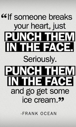 If someone breaks 
