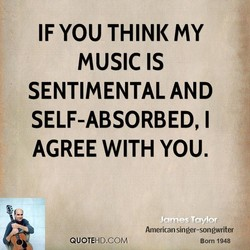IF YOU THINK my 