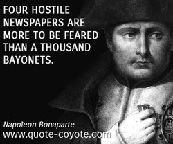 FOUR HOSTILE 