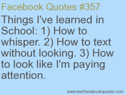 Facebook Quotes #357 