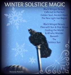 WINTER SOLSTICE MAGIC 