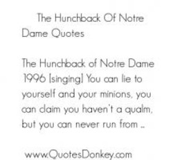 The Hunchback Of Notre 